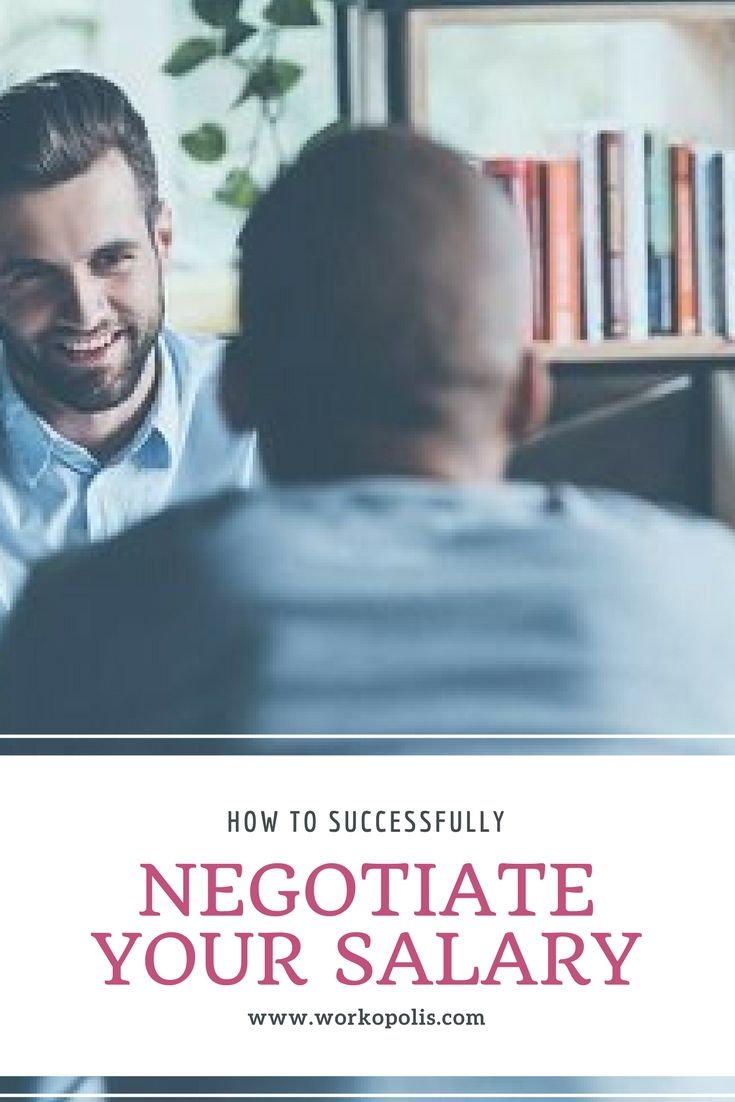 Here are the best tips for negotiating your salary