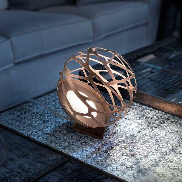 Studio Italia Kelly Sphere Floor Lamp
