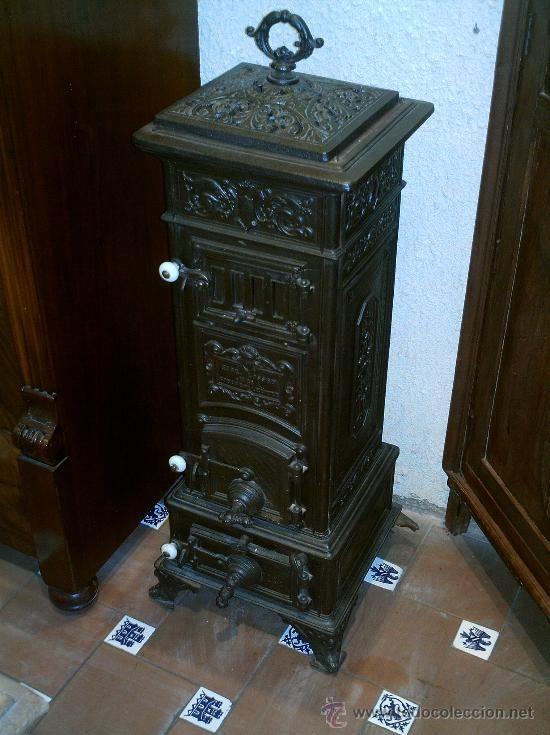 M s de 25 ideas fant sticas sobre estufa antigua en - Estufa antigua de lena ...