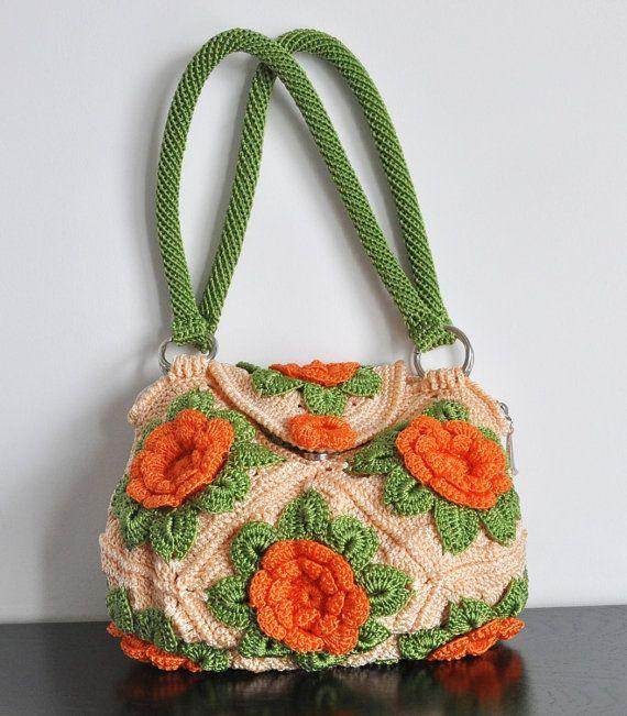 FLORAL BAG 6