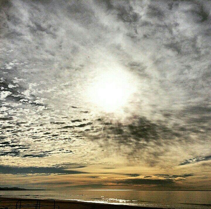 #sunrise #beach #wollongong #surf