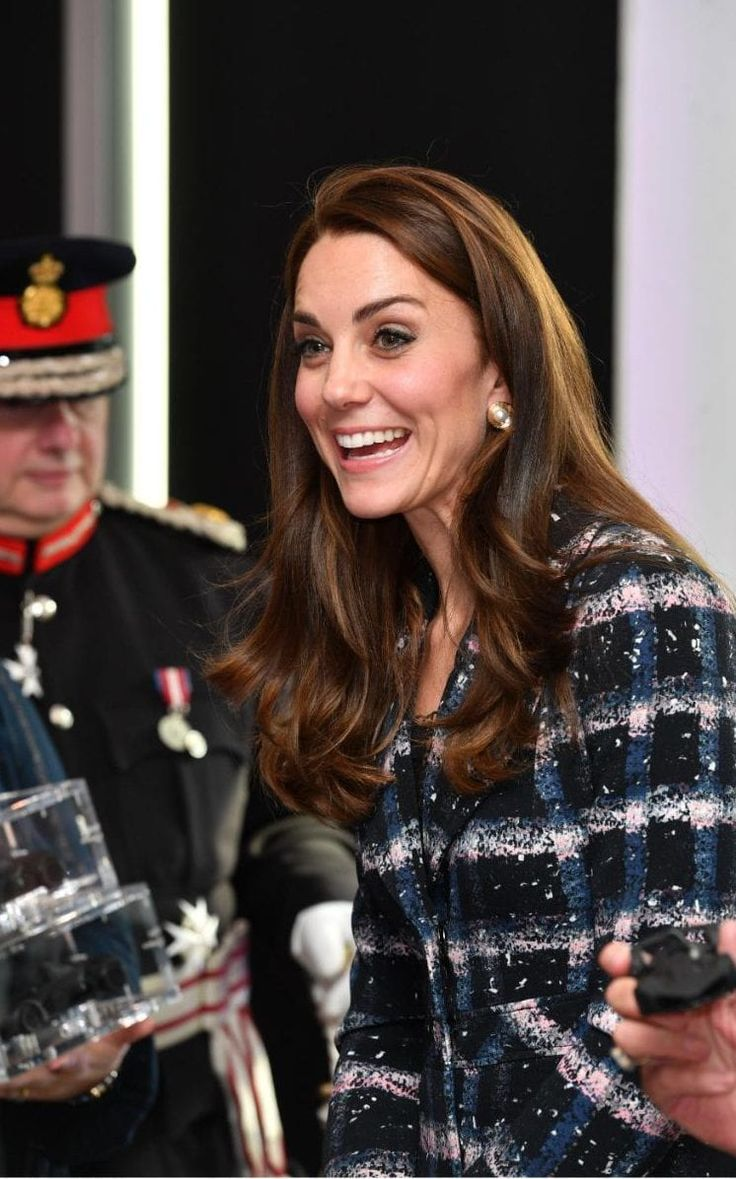 Catherine, Duchess of Cambridge visits the National Graphene Institute at the University of Manchester during her visit to Manchester on October 14, 2016 in Manchester, England.