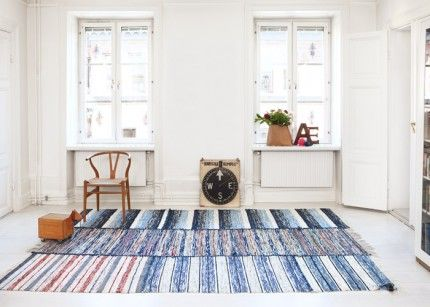 tapetes costurados