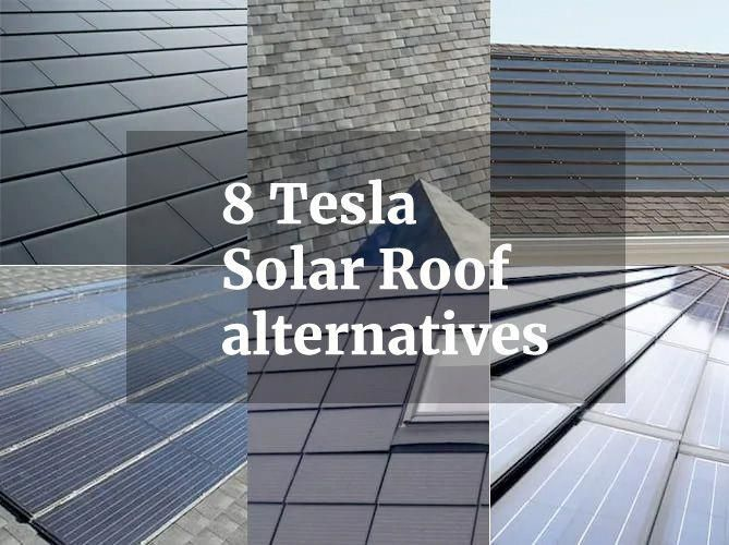 Solar Panels That Look Like Normal Shingles From Tesla And 8 Other Companies Solarpanels Solarenergy Solarpower Solargenerato In 2020 Solar Roof Solar Shingles Solar
