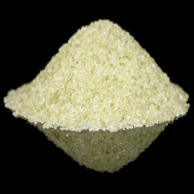 Matcha Sea Salt - also known as Matcha Green Tea Sea Salt or Matcha Infused Sea Salt | good with roasted vegetables, fish, Asian cuisine | My Spice Sage