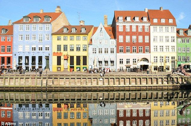 Copenhagen has been named the world's most bicycle-friendly city in this year's Copenhagenize Index ranking system