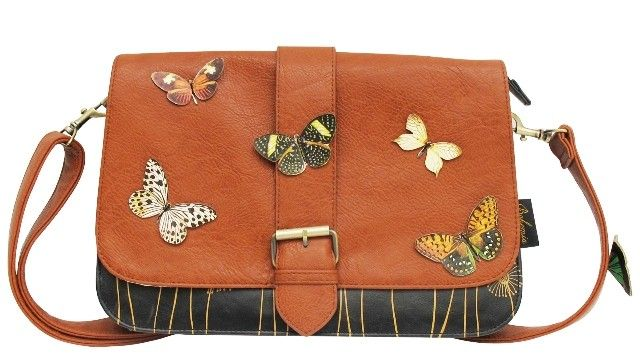 #borne #lafabricadetomate #butterfly #bag