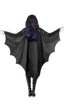 Fledermaus-Vampir Umhang