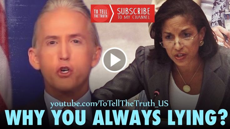 """Trey Gowdy Very Pissed Of At Ambassador Susan Rice - """"I Want To Know Why We Were Lied To!"""" - YouTube"""