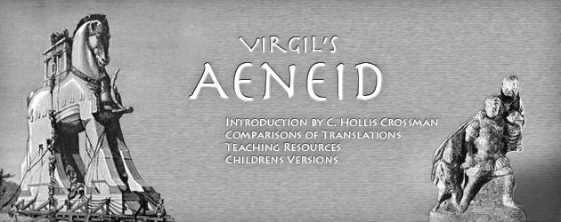 aeneid essays The following aeneid essay demonstrates that this poem is written, so to speak, in two plans the actions of people and events are substantiated in it in two ways: either by intervention of gods, main or small (winds, nymphs, etc), or by natural causes - the considerations and desires of people.