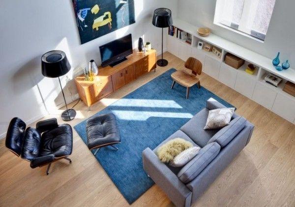 Simple Interior Idea for Small Apartment