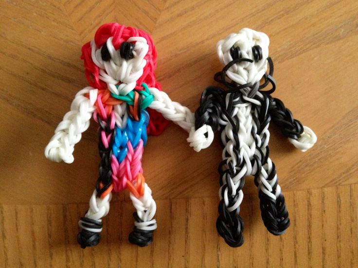 Jack Skeleton And Sally Things I Ve Made With Rainbow