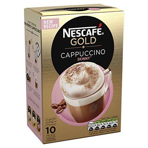 Nescafe Gold Cappuccino Skinny 145g