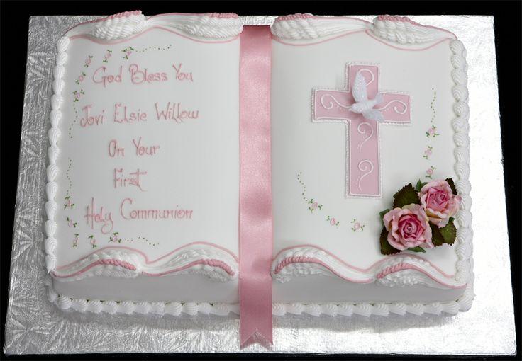 Christening Cake Designs Communion Cakes Baptism
