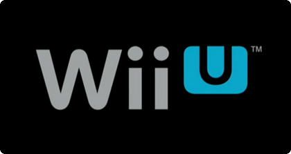 "Nintendo Wii U Logo is all type. The logo type has a bit of a curvature to it to show the fun/ motion control of the system. the two ""i's"" are to show that more than one person can play at a time."