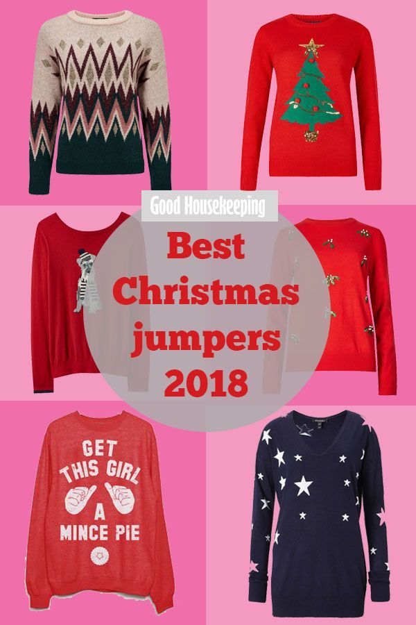 7b137c48e62 Best Christmas jumpers 2018: from novelty festive knitwear to pretty ...