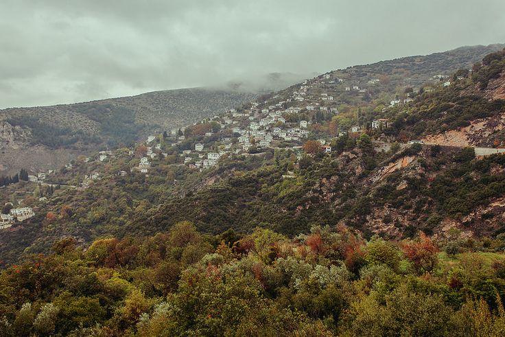 Makrinitsa, Pelion. Greece