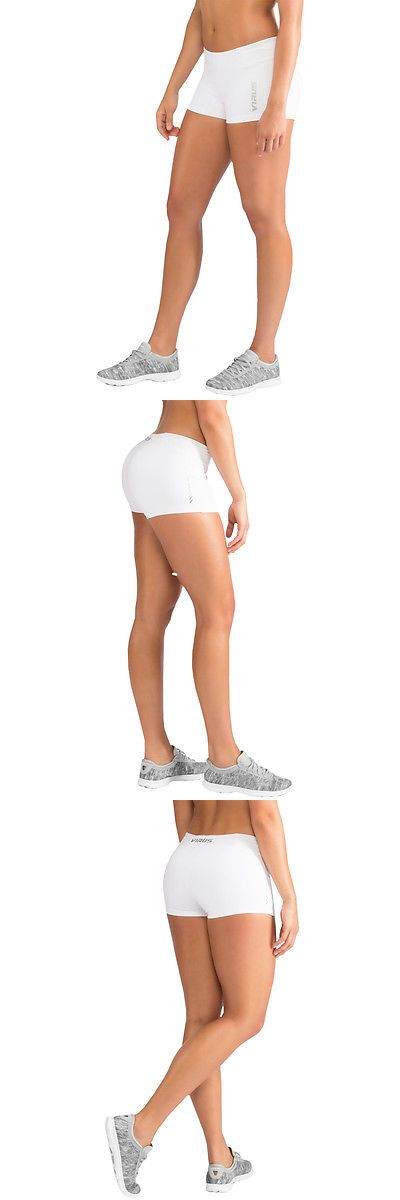 Compression and Base Layers 179822: Virus Women S Bioceramic Data Training Compression Shorts - White Silver -> BUY IT NOW ONLY: $48 on eBay!
