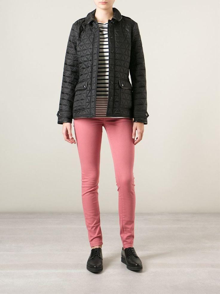 Bien-aimé Les 25 meilleures idées de la catégorie Burberry veste matelassée  FN84