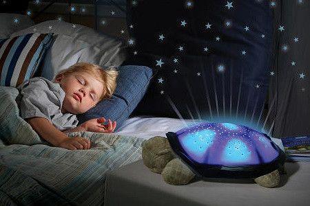 Világító teknős csillagkép vetítéssel - Könnyebb az elalvás! | Napideal