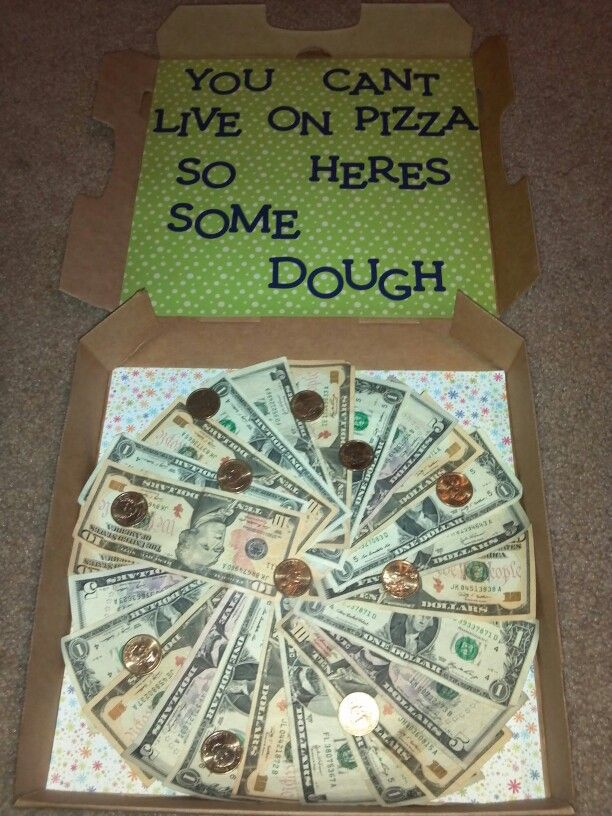 Pizza Dough $ gift