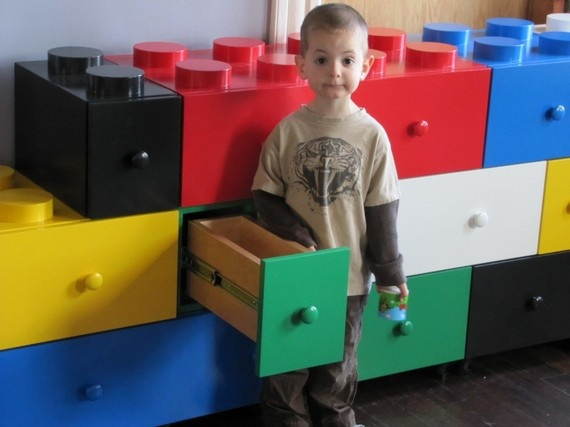 this is awesome! lego furniture