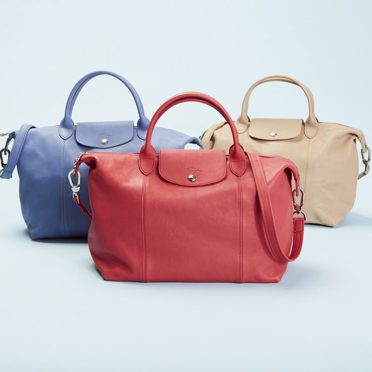 LONGCHAMP CLASSIC LE PILAGE HANDBAG SALE NOW STARTING AT $79.99!