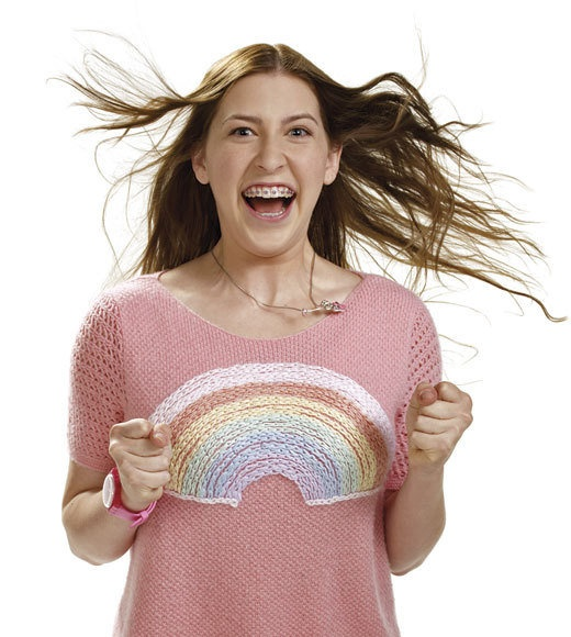 Eden Sher - Sue Heck. I love her!!! She is the funniest. No offense Heck Family