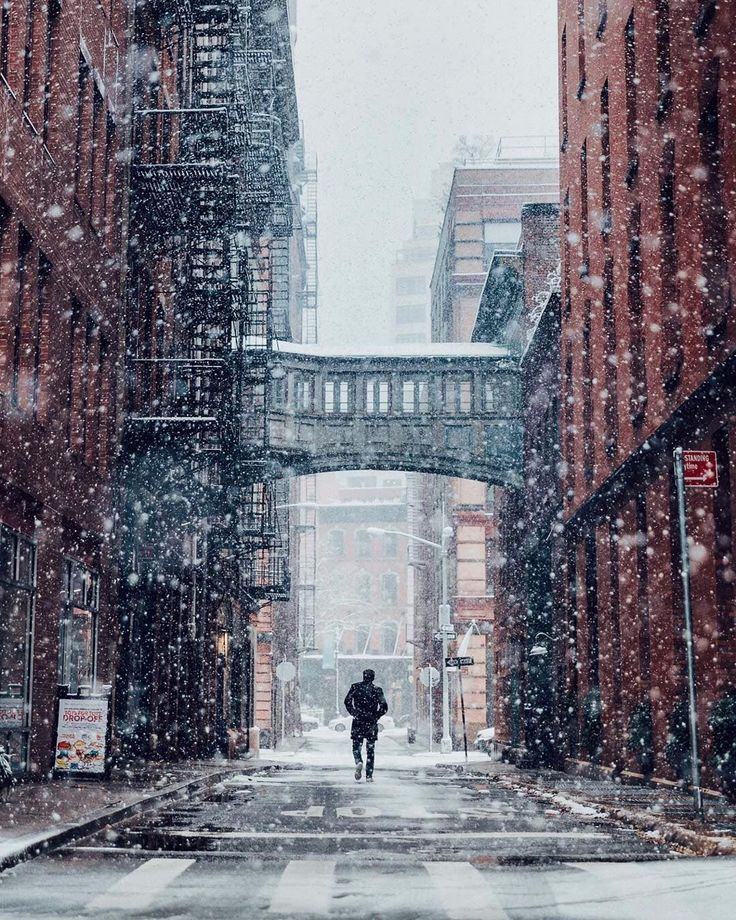 Diagon Alley, TriBeCa Overpass By @davideverly