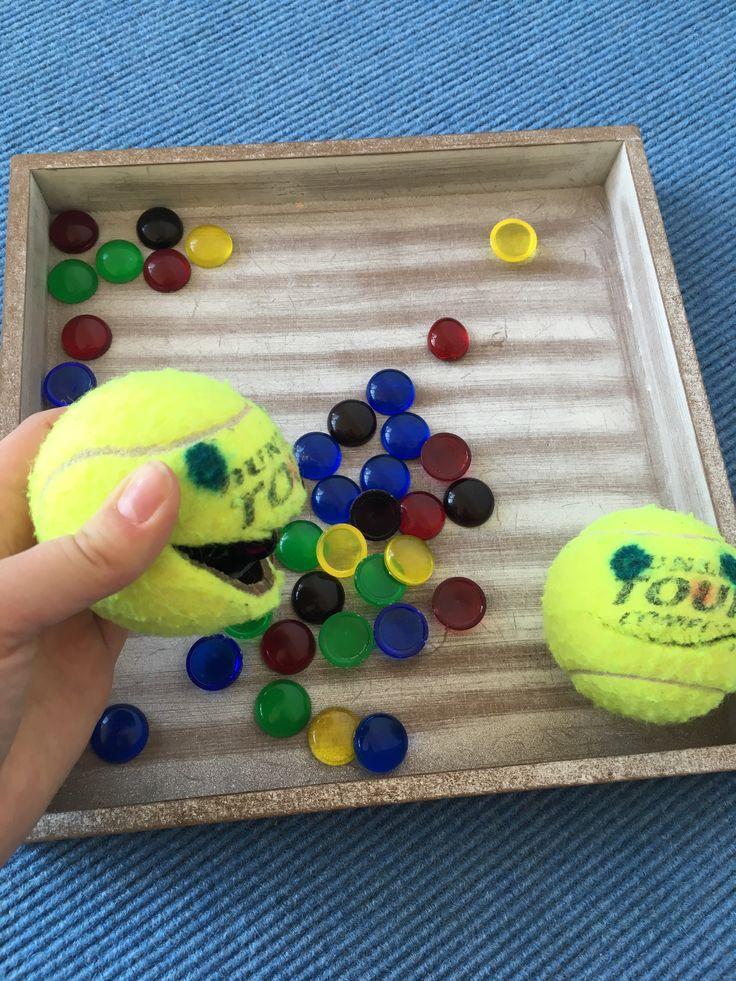 Aktionstablett für Kinder