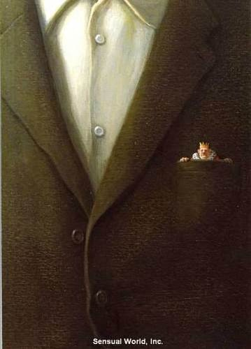from The Little King,  Michael Sowa