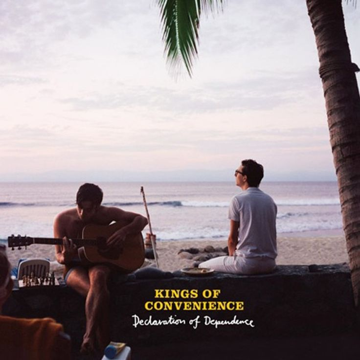 Kings Of Convenience - Declaration Of Dependence on Vinyl LP