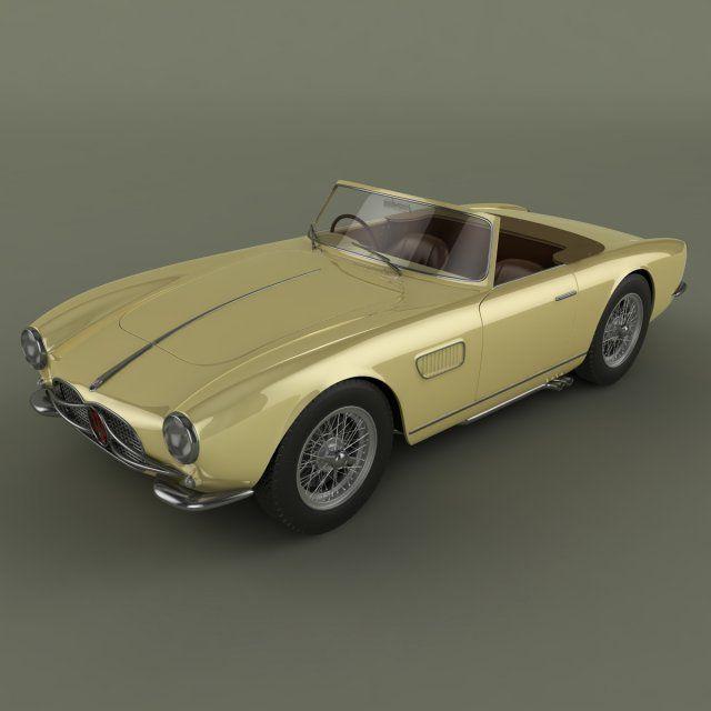 Maserati 150 GT Spider