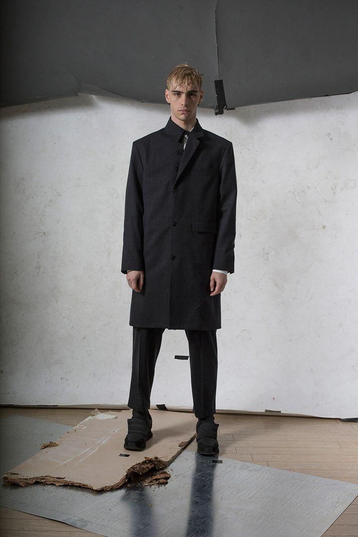 Icosae SS16 Menswear collection