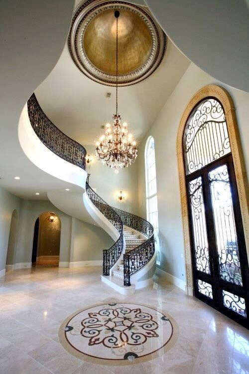 Bellas escaleras