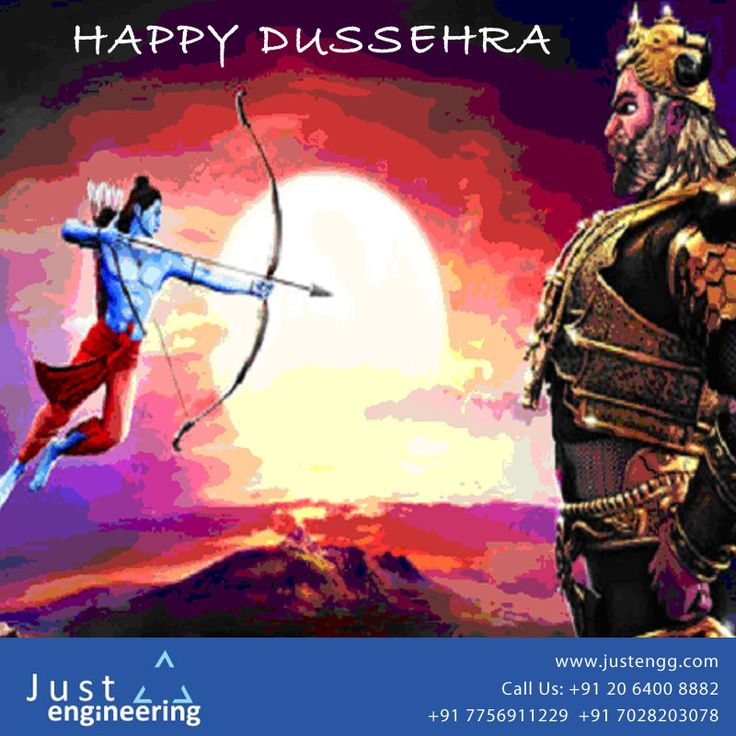 May all the tensions in your #life burn along with the effigy of Ravana. May you be #successful and happy ever! #HappyDussehra!
