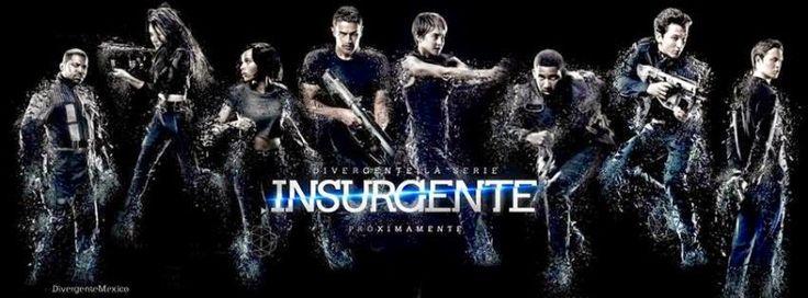 Disfruta del Trailer de Insurgente, cinta que se estrenará en el 2015. Esta es la secuela de la película #Divergente.