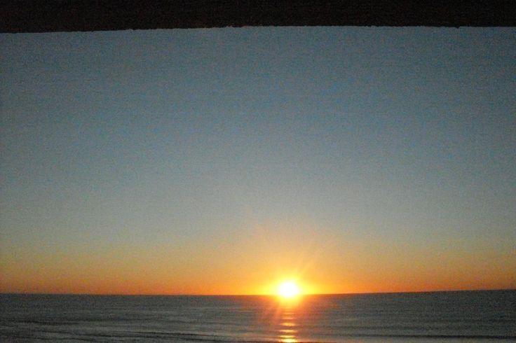 Sunrise over Marochydore