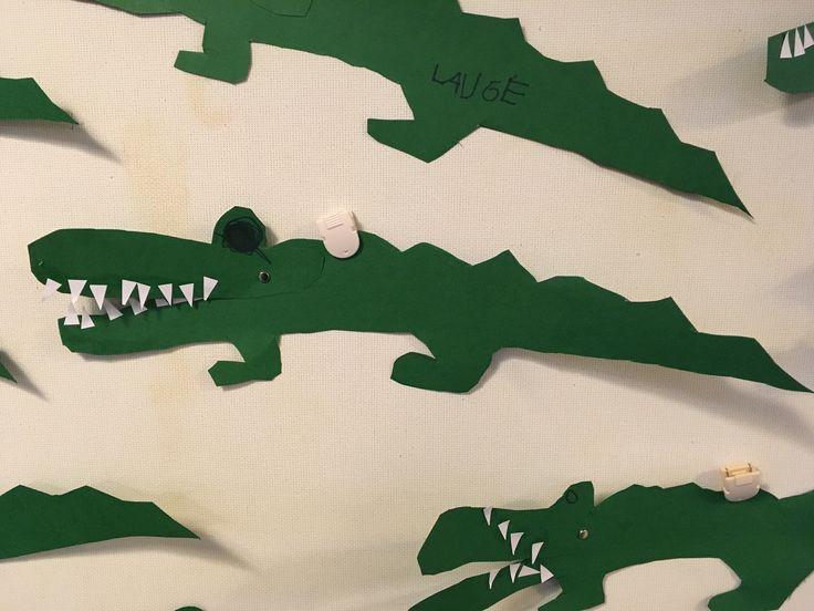 Krokodille, K-uge