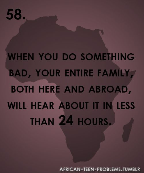 #africankidproblems