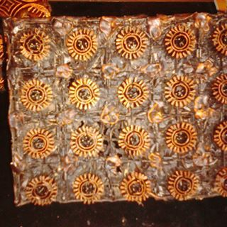 Ini motif cap ceplis. #art #batik #cap #motif #indonesia #batikcap #batikcirebon