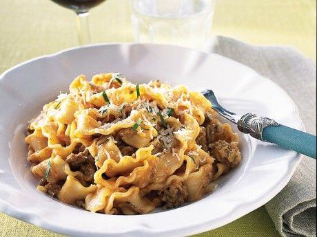 Köttfärssås, italiensk