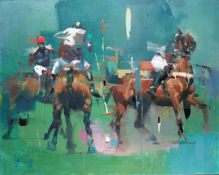 Christian Hook | Clarendon Fine Art xx