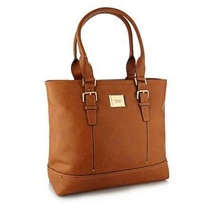 Fiorelli Tan buckled strap shopper bag - Shopper & tote bags - Handbags & purses - Women - Debenhams Mobile