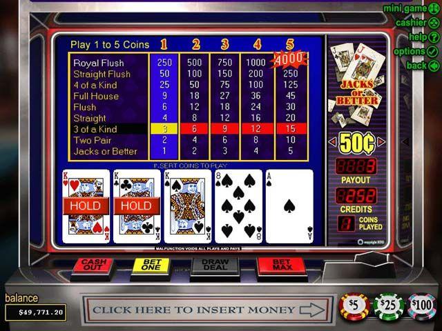 Online casino gewinne legal
