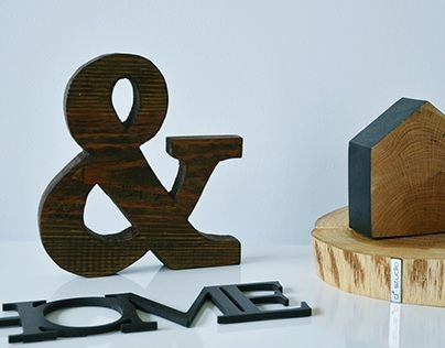 """Check out new work on my @Behance portfolio: """"Wooden Signs & Letters - SIGN D2"""" http://on.be.net/1El5Kq4"""