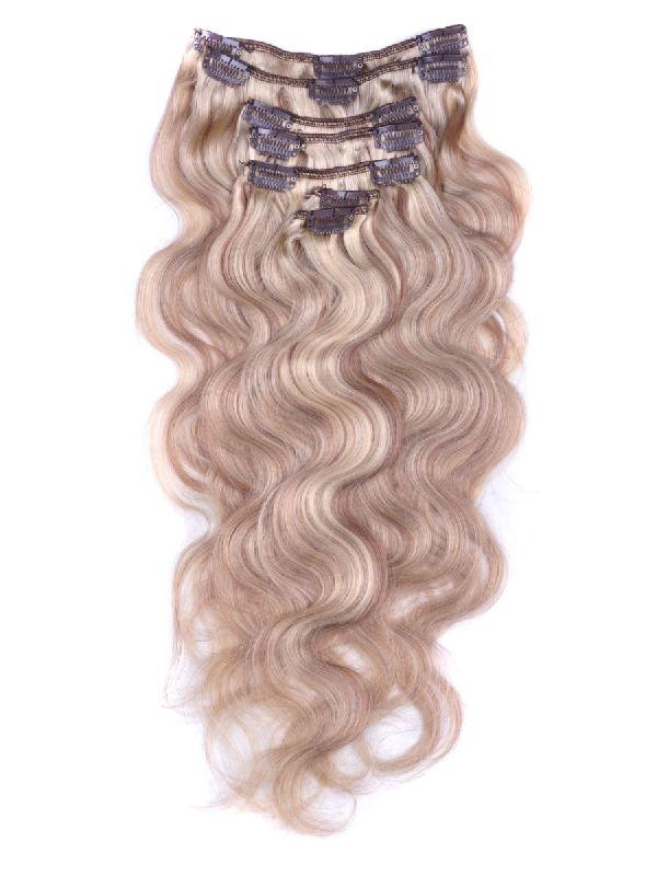 Clip-In HairExtensions Body Wave 55cm in 14 kleuren