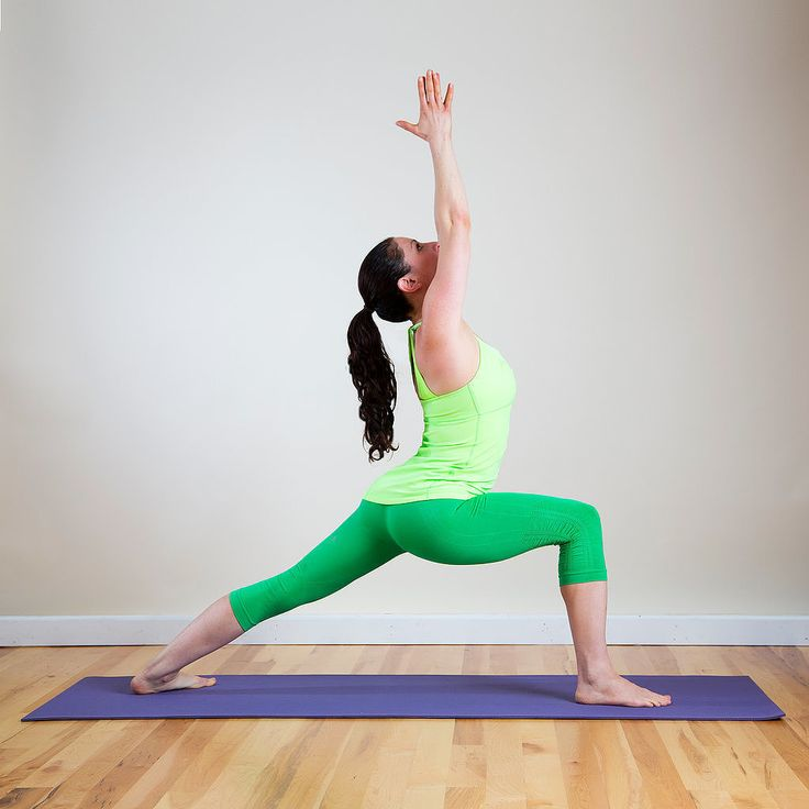 Five Minute Yoga Sequence- great for busy moms