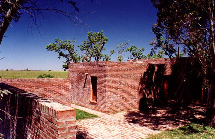 nicolás campodonico arquitecto » Casa en el Campo