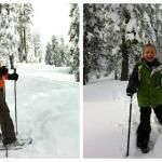 Tubbs FLEX Snowshoes for the Whole Family, plus review of the new Tubbs Snowglow for kids!